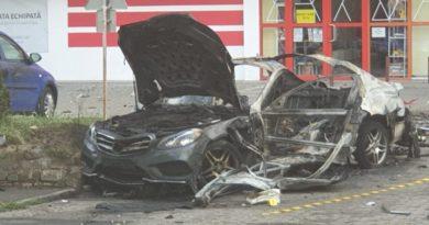 Cazul exploziei de la Arad: Procurorii au ajuns la concluzia că nu a fost un accident, ci o crimă plănuită